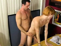 Twink film over Instructor Mike..