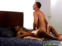 Latino fucks uninspired long..