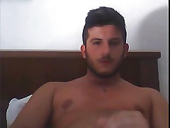 italian guy, cumshot for..