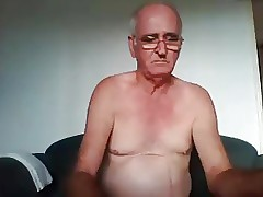 grandpa cum mainly cam