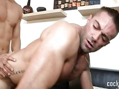 CockSureMen - Topher DiMaggio..