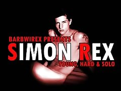 Simon Rex Wean parts exotic scay..
