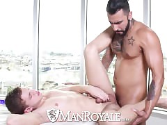 HD ManRoyale - Twink acquire..
